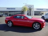 2010 Victory Red Chevrolet Camaro SS/RS Coupe #23090326
