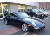 2008 Atlas Grey Metallic Porsche 911 Carrera 4S Coupe #23090914