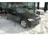2006 Jet Black BMW 3 Series 330xi Sedan #2311040