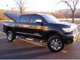 2008 Black Toyota Tundra Limited CrewMax 4x4 #23171989