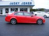 2009 Liquid Red Pontiac G8 GXP #23184703