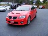 Pontiac G8 Colors