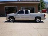 2005 Silver Birch Metallic Chevrolet Silverado 1500 SS Extended Cab 4x4 #23164465