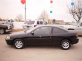2003 Black Chevrolet Cavalier Coupe #23164457