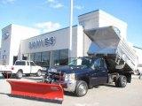 2008 Chevrolet Silverado 3500HD Regular Cab 4x4 Chassis Dump Truck Data, Info and Specs