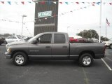 2002 Graphite Metallic Dodge Ram 1500 SLT Quad Cab #23191341