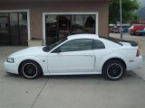 2002 Oxford White Ford Mustang GT Coupe #23164456