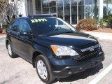 2008 Nighthawk Black Pearl Honda CR-V EX-L #2304724