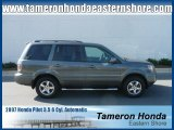 2007 Nimbus Gray Metallic Honda Pilot EX-L #23164840