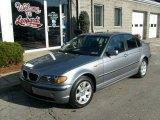2004 Silver Grey Metallic BMW 3 Series 325xi Sedan #23182353