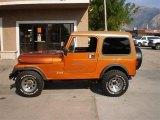 1985 Jeep CJ7 4x4