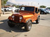 Jeep CJ7 1985 Data, Info and Specs