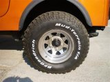 Jeep CJ7 1985 Wheels and Tires