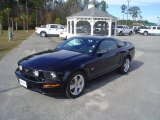 2006 Black Ford Mustang GT Premium Coupe #23186568