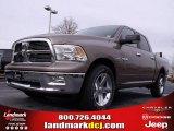 2010 Austin Tan Pearl Dodge Ram 1500 Big Horn Crew Cab #23177514
