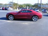 2010 Red Jewel Tintcoat Chevrolet Camaro LT/RS Coupe #23184685