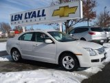 2008 White Suede Ford Fusion SE V6 #23175686