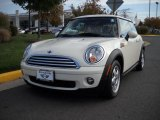 2007 Pepper White Mini Cooper Hardtop #23163769