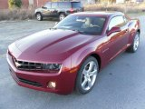2010 Red Jewel Tintcoat Chevrolet Camaro LT/RS Coupe #23190352