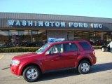 2009 Sangria Red Metallic Ford Escape XLT V6 4WD #23182115
