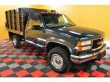 1997 GMC Sierra 2500 SLE Regular Cab 4x4 Chassis