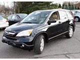 2008 Nighthawk Black Pearl Honda CR-V EX-L 4WD #23256862