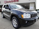 2006 Black Jeep Grand Cherokee Limited 4x4 #23268858