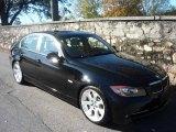 2007 Black Sapphire Metallic BMW 3 Series 335i Sedan #23257959
