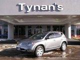 2007 Platinum Pearl Matallic Nissan Murano SL AWD #23257744
