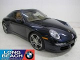 2007 Midnight Blue Metallic Porsche 911 Targa 4 #23341134