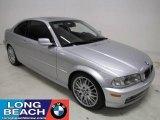 2003 Titanium Silver Metallic BMW 3 Series 330i Coupe #23341097