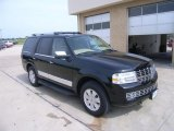 2008 Black Lincoln Navigator Luxury 4x4 #23351902