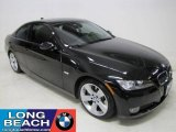 2009 Jet Black BMW 3 Series 335i Coupe #23341059