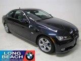 2007 Monaco Blue Metallic BMW 3 Series 328i Coupe #23341131