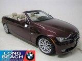 2009 Barbara Red Metallic BMW 3 Series 328i Convertible #23341031