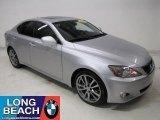 2008 Tungsten Silver Pearl Lexus IS 250 #23341138