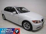 2008 Alpine White BMW 3 Series 328i Sedan #23341074