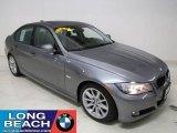 2009 Space Grey Metallic BMW 3 Series 328i Sedan #23341042