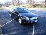 2008 Black Ebony Ford Fusion SE #23351932