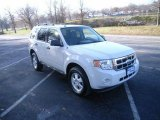 2009 Oxford White Ford Escape XLT V6 4WD #23351933