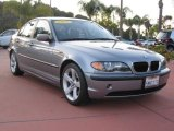 2005 Silver Grey Metallic BMW 3 Series 325i Sedan #23379685