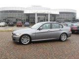 2009 Space Grey Metallic BMW 3 Series 328i Sedan #23391766