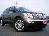 2008 Cocoa Metallic Buick Enclave CXL AWD #23377541