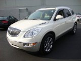 2008 White Diamond Tri Coat Buick Enclave CXL AWD #23387538