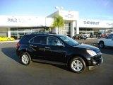 2010 Black Chevrolet Equinox LT #23393085