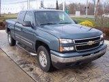 2007 Blue Granite Metallic Chevrolet Silverado 1500 Classic LT Extended Cab 4x4 #23397108