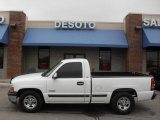 2002 Summit White Chevrolet Silverado 1500 LS Regular Cab #23387122