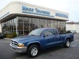 2004 Atlantic Blue Pearl Dodge Dakota SLT Club Cab #23386440