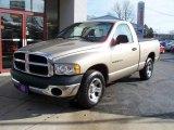 2004 Light Almond Pearl Dodge Ram 1500 ST Regular Cab #23391782