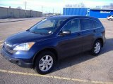 2008 Royal Blue Pearl Honda CR-V EX 4WD #23386970